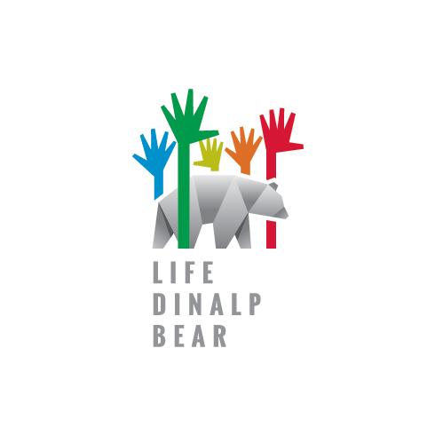 Life-DinAlp-Bear-logo_Mrož-arhitektura-oblikovanje-doo